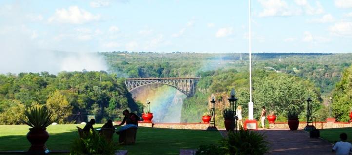 Vistes Victoria Falls Hotel