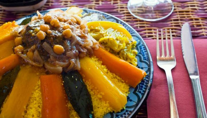 Cuscús verdures