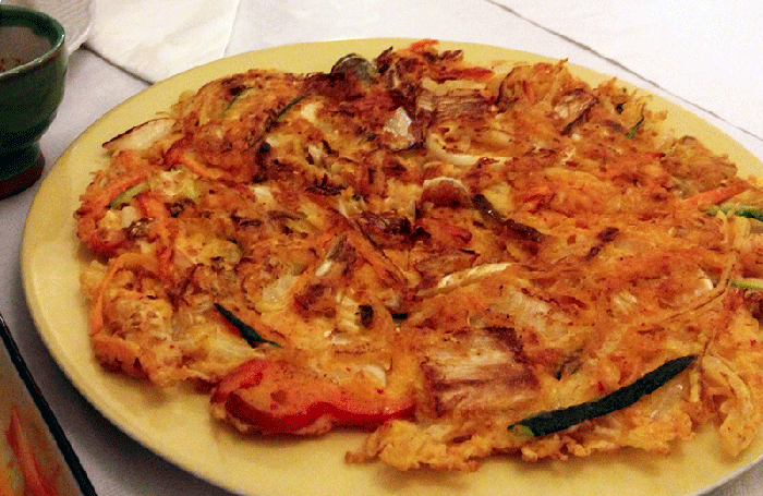 Kimchi Truita San Kil