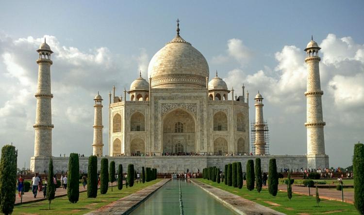Taj Mahal A Reveure