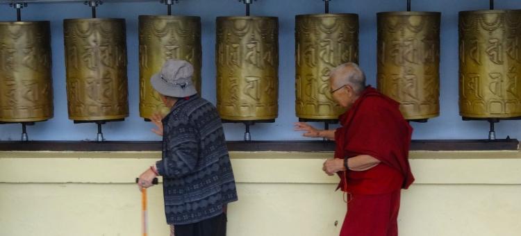Temple Dalai Lama areveure