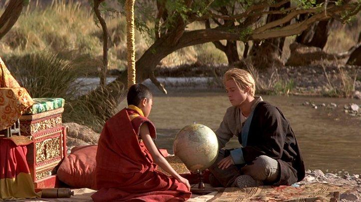 Set anys al Tibet