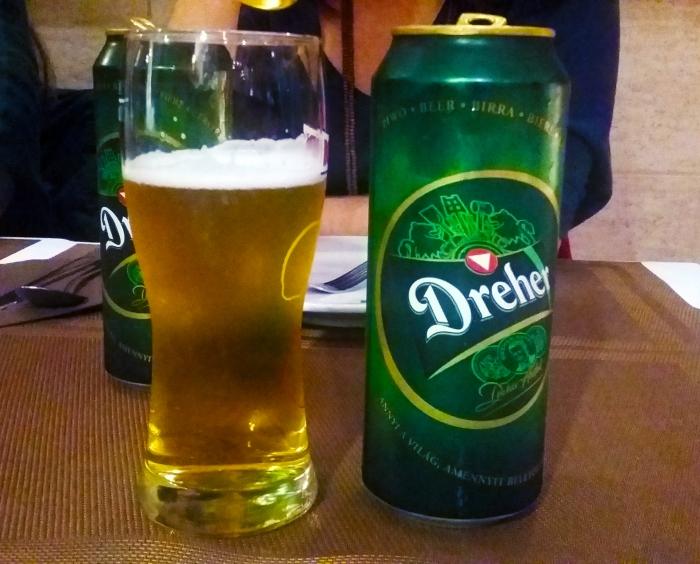 cervesa dreher hungaryto