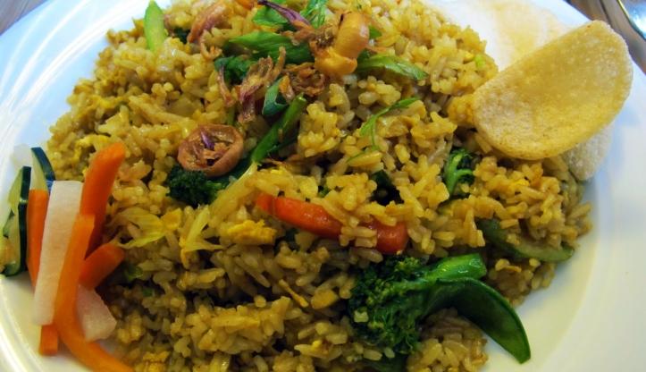 nasi goreng seafood betawi a reveure