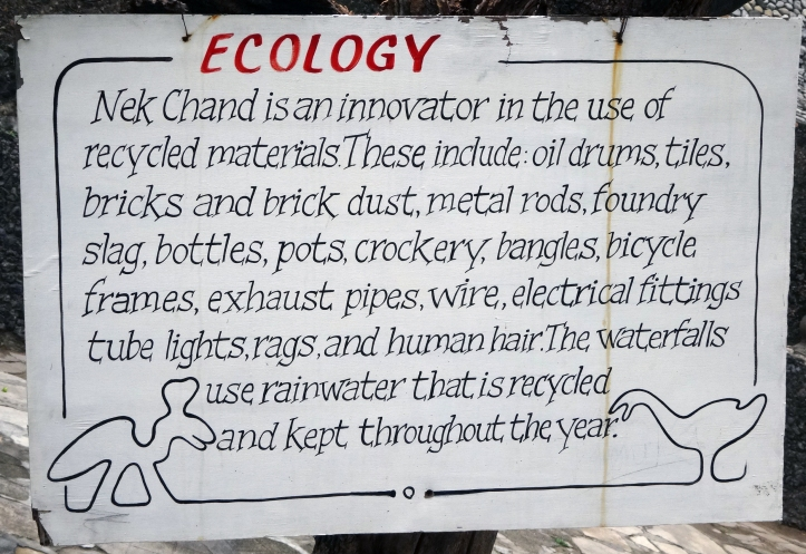 nek chand ecology areveure