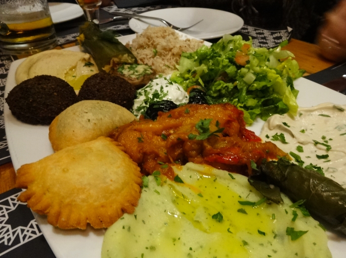 taula vegetariana askadinya areveure