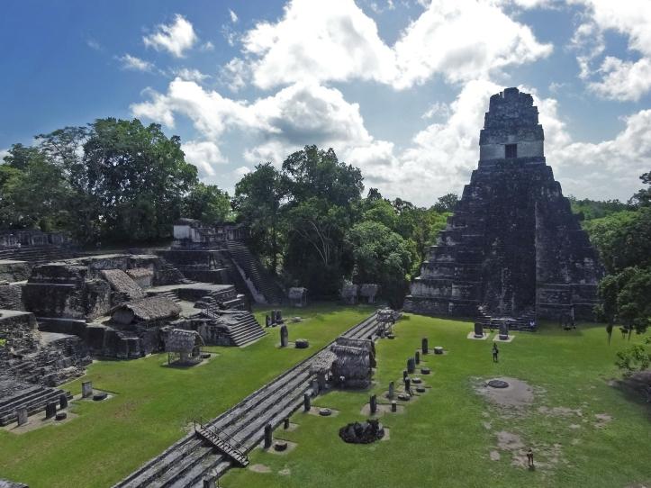 tikal-temple I