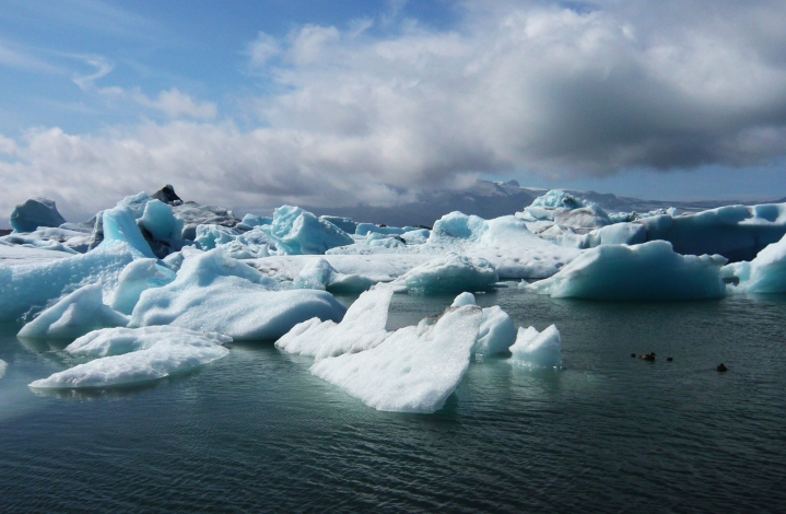 Icebergs de Jökulsárlón