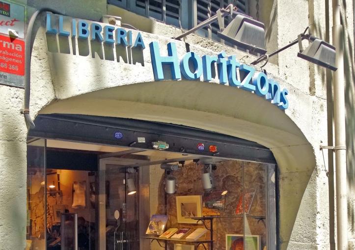 llibreria horitzons barcelona