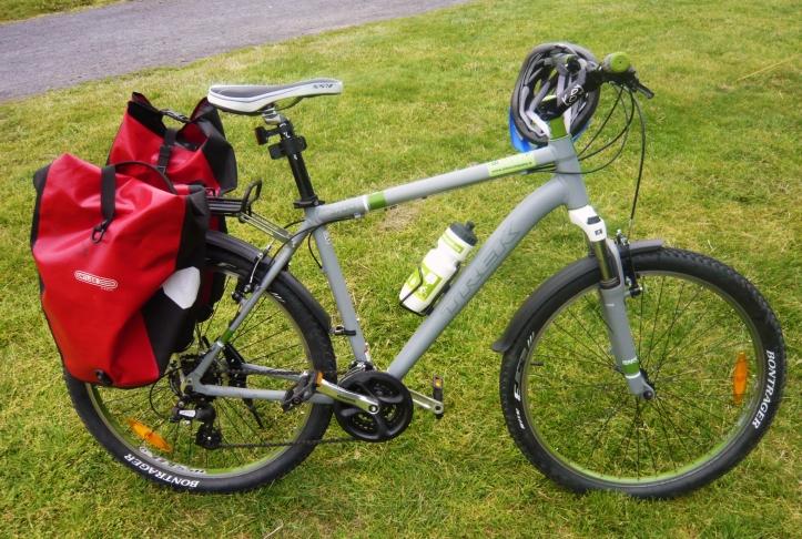 trek 3700 islandia bicicleta