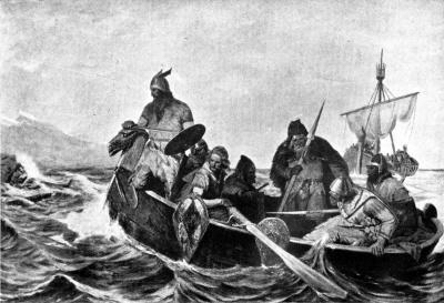 Hrafna-Flóki Vilgerðarson