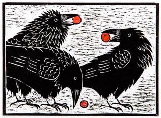 Els 3 corbs de Hrafna-Flóki
