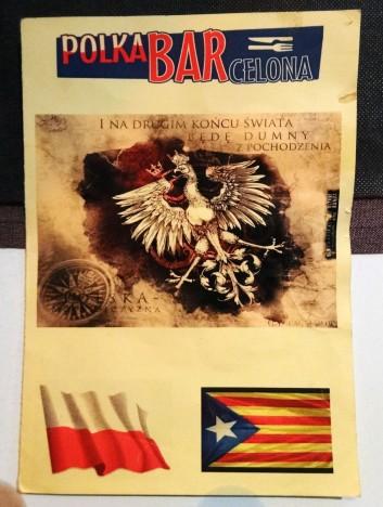 polka barcelona carta portada