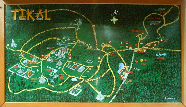 mapa-tikal-parc-natural-recinte