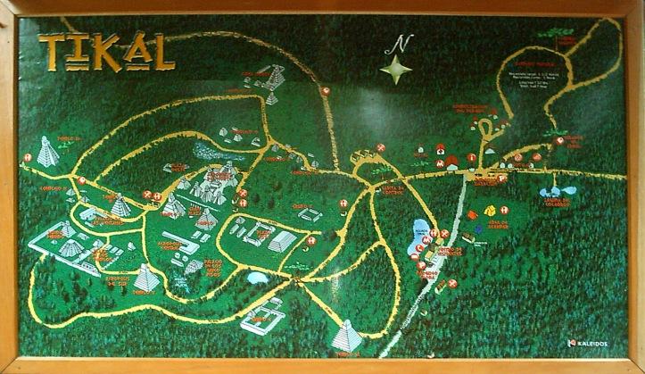 mapa-tikal-parc-natural-recinte
