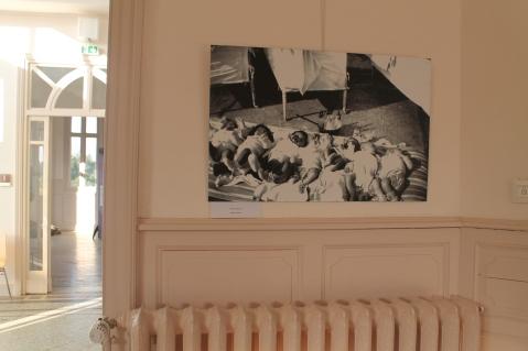 Detall de l'exposició