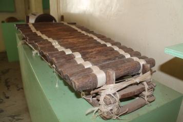 Marimba al museu de Tanji