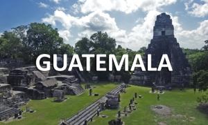 Guatemala - guia de viatge