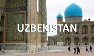 Uzbekistan - guia de viatge