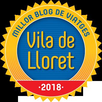 millor blog de viatges - vila de lloret 2018