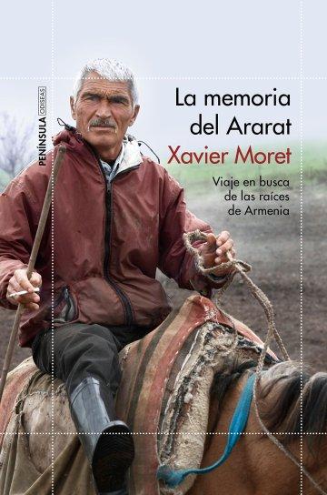 la memoria del ararat (2015) xavier moret