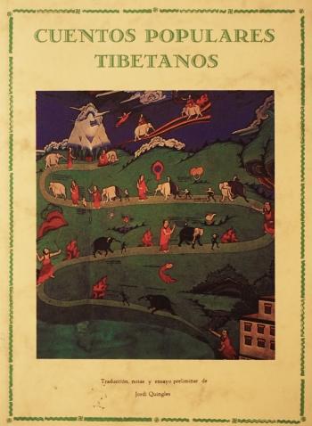 Cuentos populares tibetanos (Diversos autors, 1986)