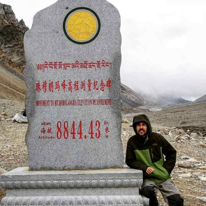 Everest des del Camp Base