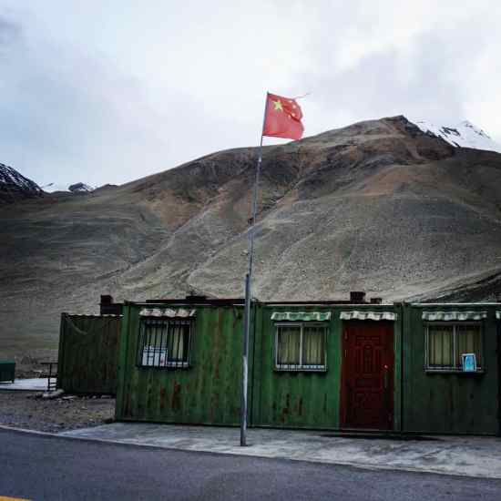 Everest des del Camp Base