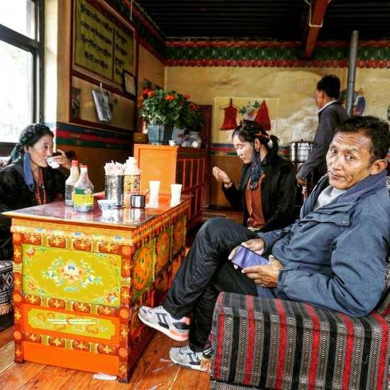 Restaurant Tibetà