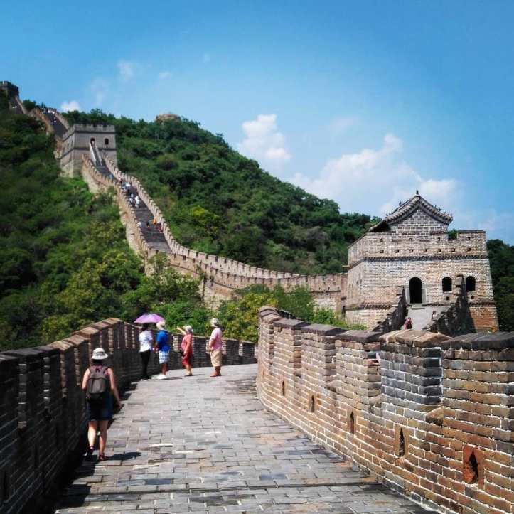 Muralla Xinesa a Mutianyu