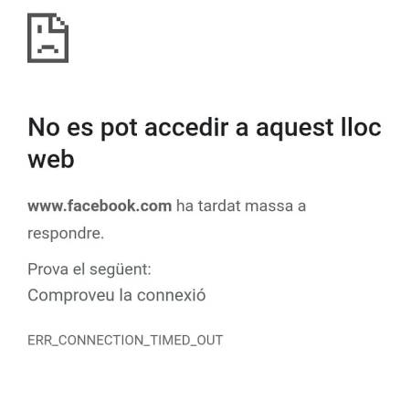 Captura pantalla del facebook (no funciona)