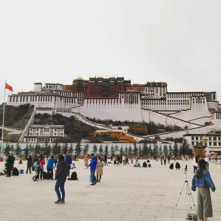 Palau de Potala (Lhasa)