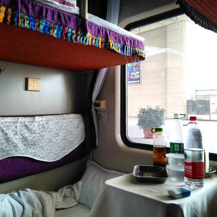 Tren Beijing-Lhasa (compartiment)