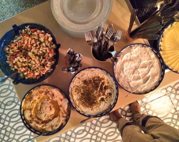 Habitual esmorzar israelita