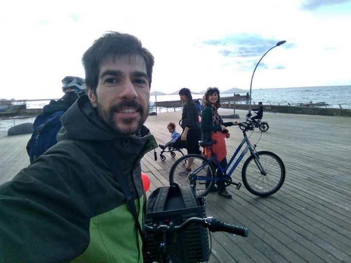 tel aviv en bicicleta