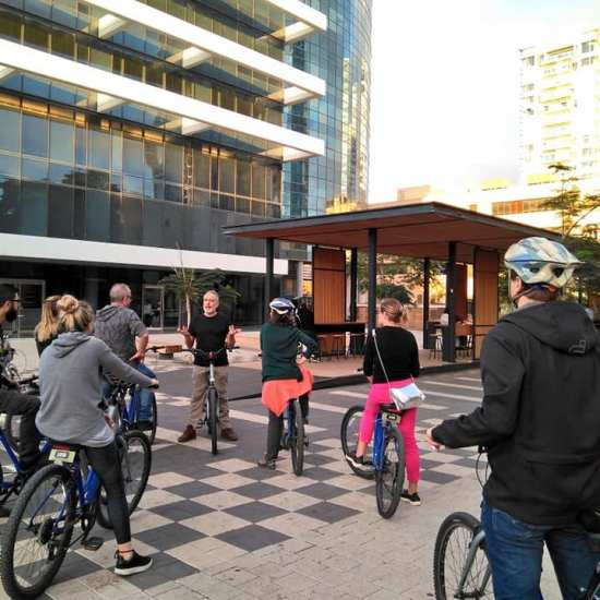 ruta tel aviv en bicicleta