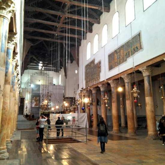 església nativitat bethlehem