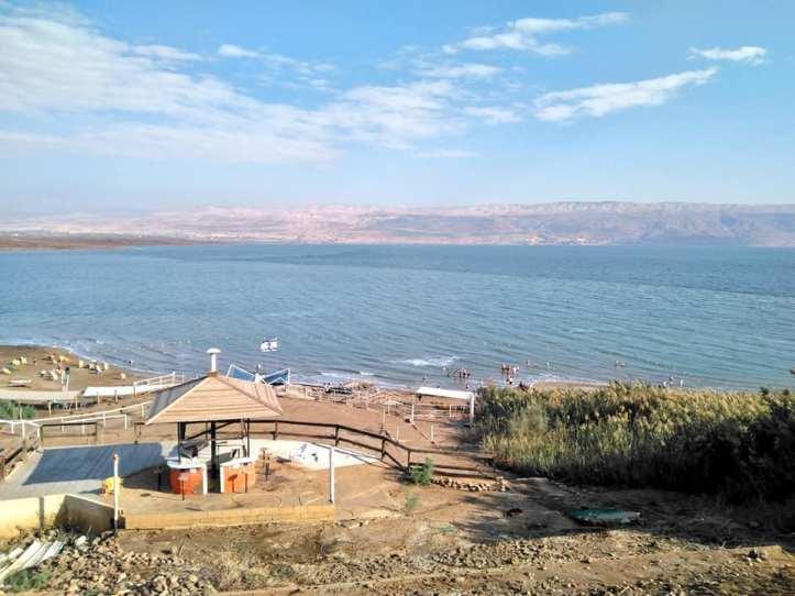 platja del mar mort