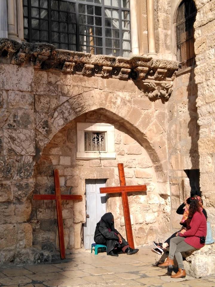 església cristiana jerusalem