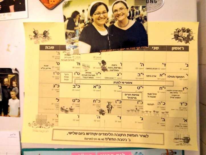calendari jueu