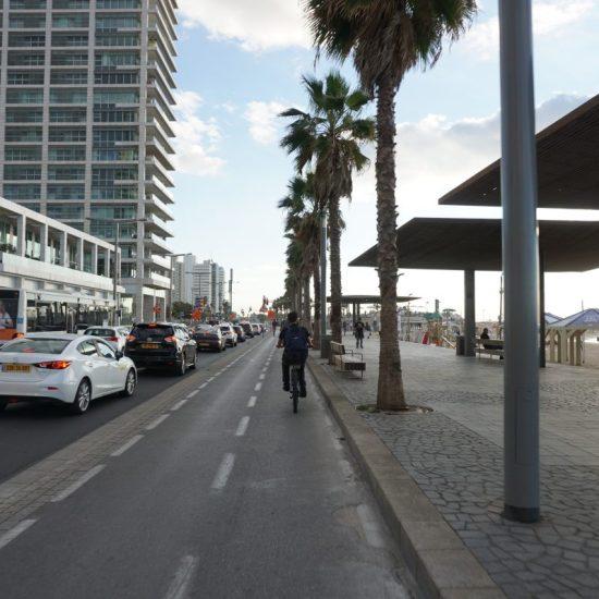 Passeig Marítim Tel Aviv