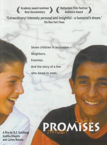 promises (2001) poster film